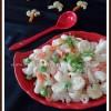 Turk Usulu Makarna Salatasi | Turkish Style Pasta Salad