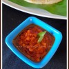 Milagai Chutney | Spicy Red Chili Chutney