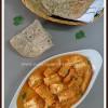 Babycorn Tofu Masala Gravy