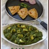 Palak Paneer | Side Dish For Roti