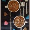 Spicy Chocolate Custard