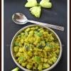 Breadfruit Thoran | Kadachakka Thoran
