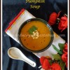 Phool Makhana Pumpkin Soup | Puffed Lotus Seeds Pumpkin Soup