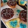 Eggless Hidden Heart Cupcakes | Surprise Inside Cake | Twice Baked Cake