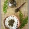 Coconut and Curry Leaves Chutney Powder