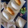 Eggless Maritozzi Con La Panna (Roman Cream Buns)