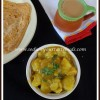 Simple Aloo Subzi | Potato Gravy | Delhi Cuisine