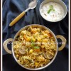 Methi Vegetable Pulao