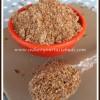 Homemade Flaxmeal
