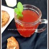 Sharab Tamr Hendi | Syrian Rose Flavored Tamarind Drink