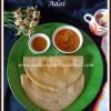 Varagu Adai | Kodo Millet - Lentil Crepes | Healthy Breakfast