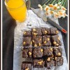 Eggless Brownies with Peanut Butter Chips