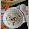 Kaanchay Soppu Raita | Black Nightshade Leaves Raita