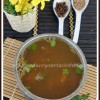 Sides for Steamed Rice - Rasam / Saaru Recipes