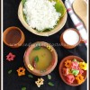 Sides for Steamed Rice - Sambar / Kootu / Dal Recipes