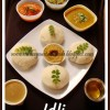 Dishes for Breakfast - Idli Recipes
