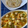 Side Dishes for Roti / Chapathi / Paratha