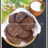 Ragi Thattai| Fingermillet Crisps with Fortune Vivo Diabetes Care Oil