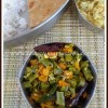 Quick and Easy Carrot - Beans Porriyal