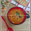 Barley Vegetable Soup Recipe  #MonsoonMojo2