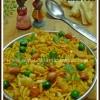 Crunchy Masala Poha | Easy Poha Recipe
