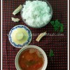 Murungakeerai Rasam | Rasam / Soup with Drumstick Greens