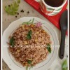 Jeerige Menisu Avalakki | Cumin - Pepper Flavored Poha | Jeeraga Milagu Aval Recipe