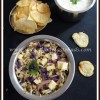 Purple Cabbage Rice with Cheese | Recipes with Leftover Rice