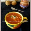 Quick Tomato - Rice Soup | Recipes with Leftover Rice