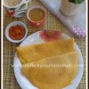 Pumpkin Dosa Recipe | Parangikaai Dosai Recipe