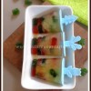 Gummy Bear Popsicle | 2 Ingredient Popsicle