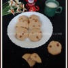 Eggless Butterscotch Cookies | Easy Christmas Bakes