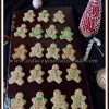 Eggless Gingerbread Man Cookies | Easy Holiday Bakes