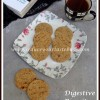 Digestive Biscuits | Sweet Meal Biscuits