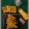 Easy Besan Toast Recipe