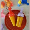 Mango Popsicle Recipe | 2 Ingredient Popsicle
