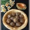 Oats Sesame Ladoo | Vegan Dessert