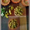 Mint Flavored Pattani / Peas Sundal Recipe