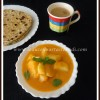 Simple Potato Kurma / Gravy Recipe