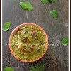 Curry Leaves Chutney | Karuveppilai Thuvaiyal Recipe