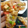 Chapathi Paneer Pizza | Stove Top Pizza Without Yeast