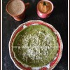 Palak Cheese Adai Recipe