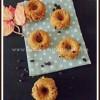 Eggless Black Currant Mini Bundts