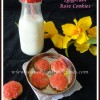 Egyptian Rose Cookies Recipe