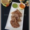 Instant Ragi Rava Dosa Recipe
