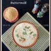 Kodo Millet[Varagu] Coriander Buttermilk Recipe