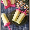 Sugarcane Juice Popsicle Recipe