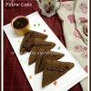 Eggless Ragi Chocolate Pillow Cake Recipe