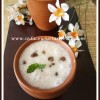 Ragi Buttermilk Recipe