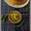Green Chili Chutney Recipe